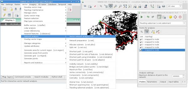 Vector network analysis - GRASS-Wiki