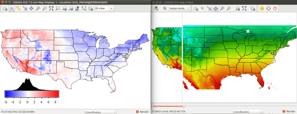 Us Temepture Map Globalinterco - Us temperature map celsius